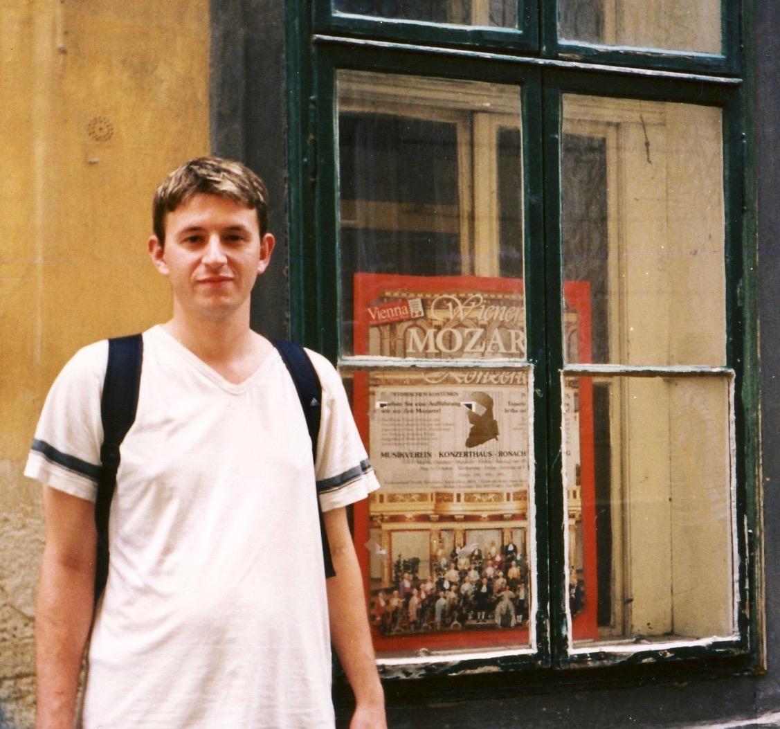 Visit Mozart's House Vienna.