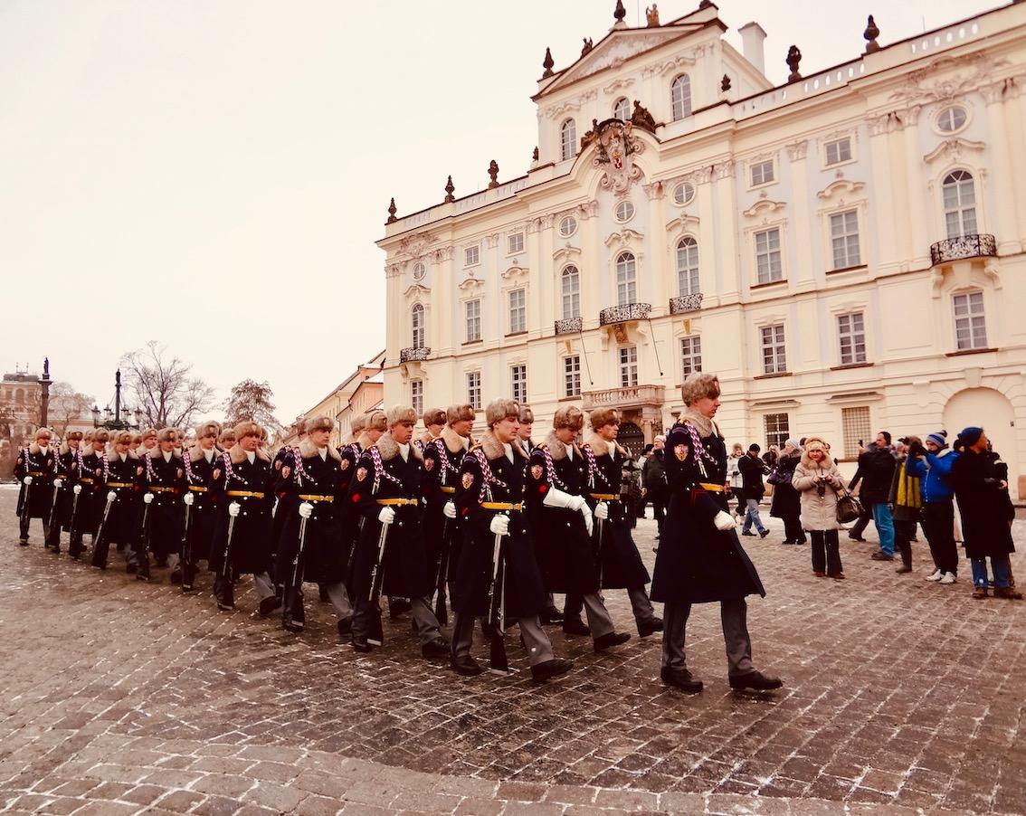 Visit Prague Castle Czech Republic.