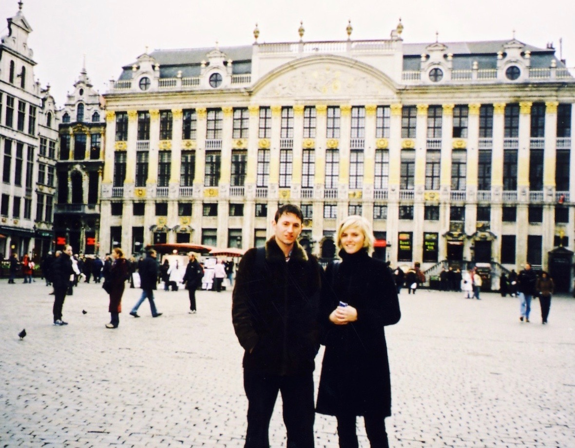 Visit The Grand Place Brussels.