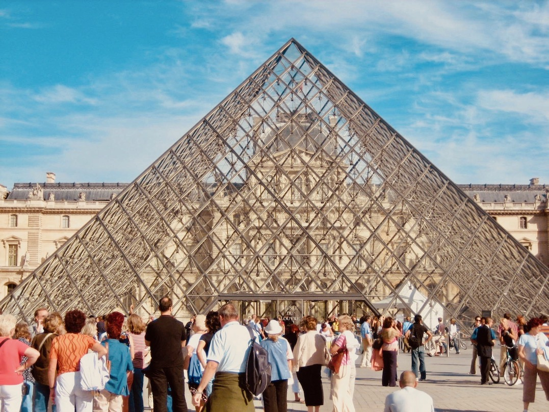 Visit The Louvre Museum Paris.