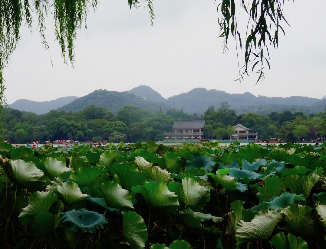 Visit West Lake Hangzhou China.