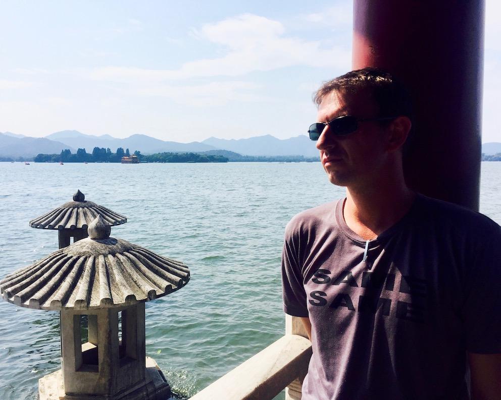 Visit West Lake Hangzhou.