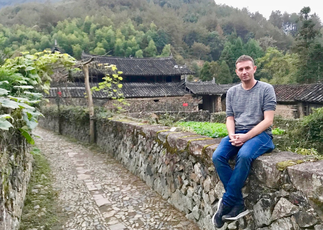 Xu Ao Di Village Taishun County.