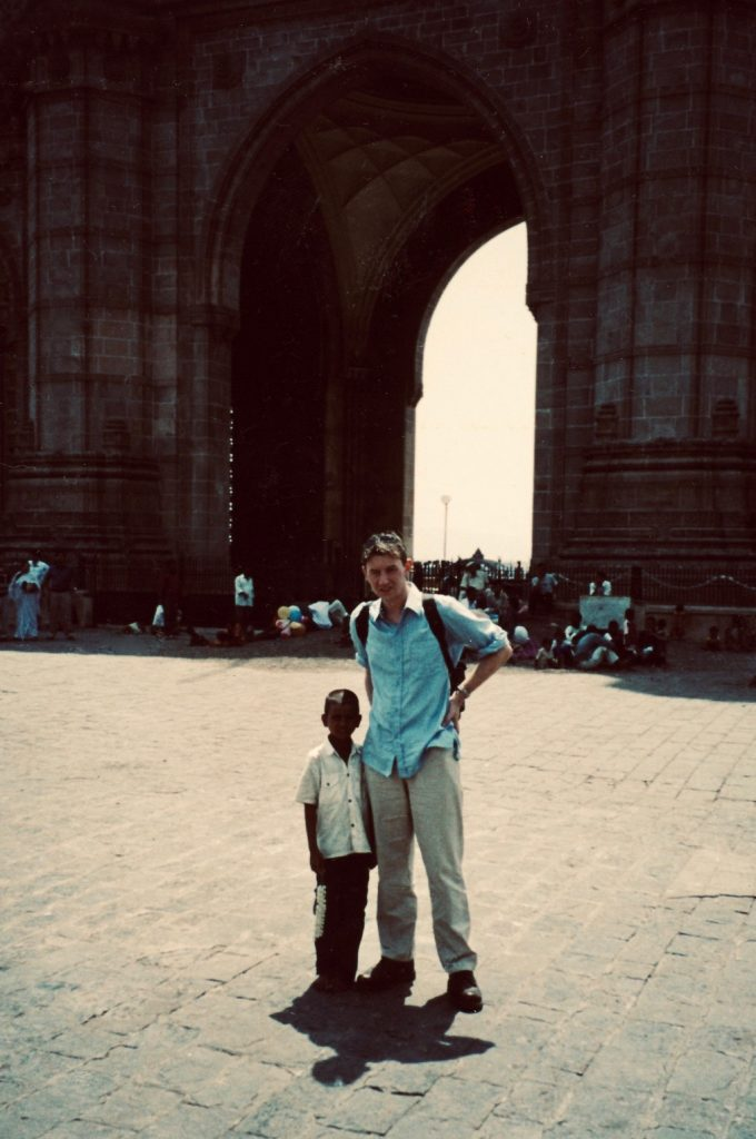 Gateway of India Mumbai.