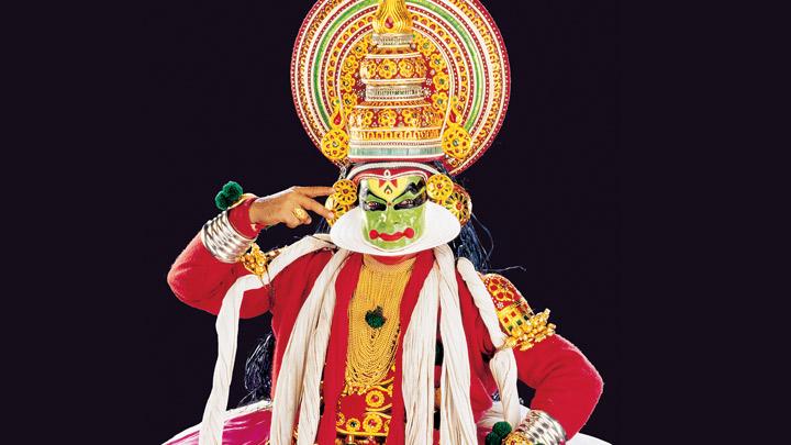 Kathakali India.