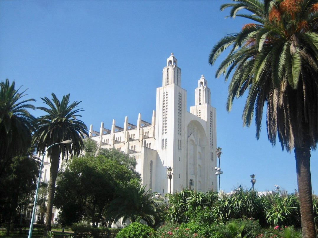 Visit Casablanca Cathedral.