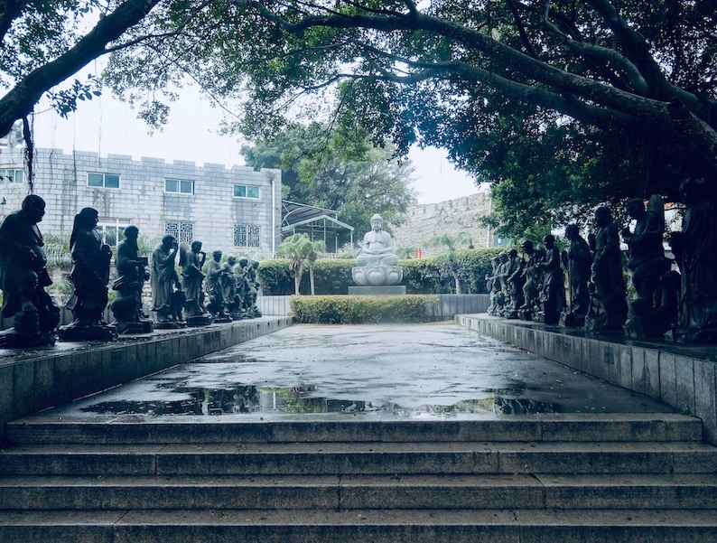 Visit Chongwu Stone Arts Expo Park China.