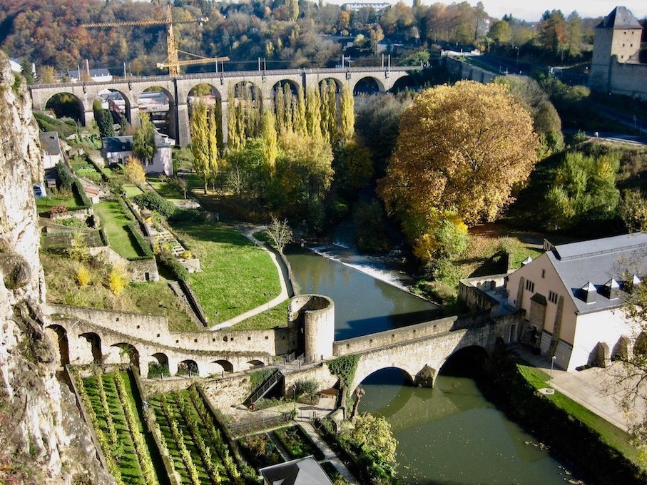 Visit Fortress of Luxembourg.