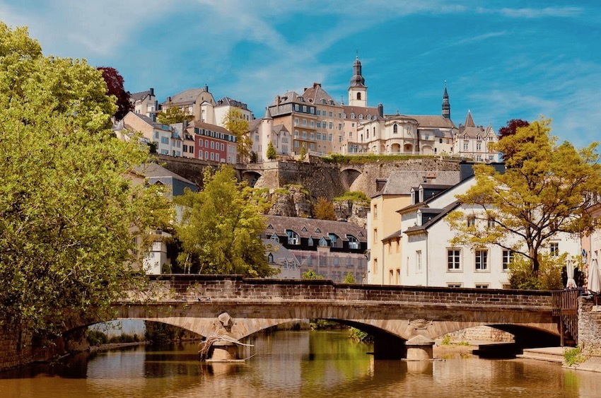 Visit Luxembourg City.