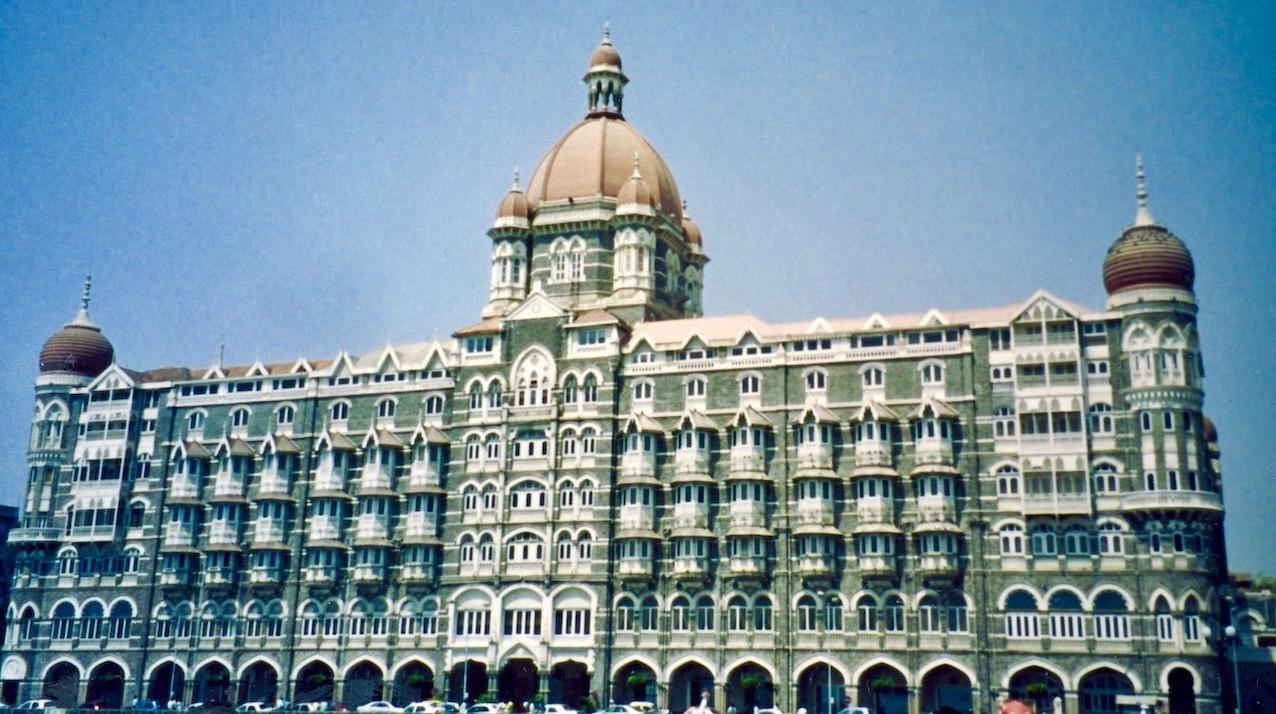 Visit Taj Mahal Hotel Palace Hotel Mumbai.