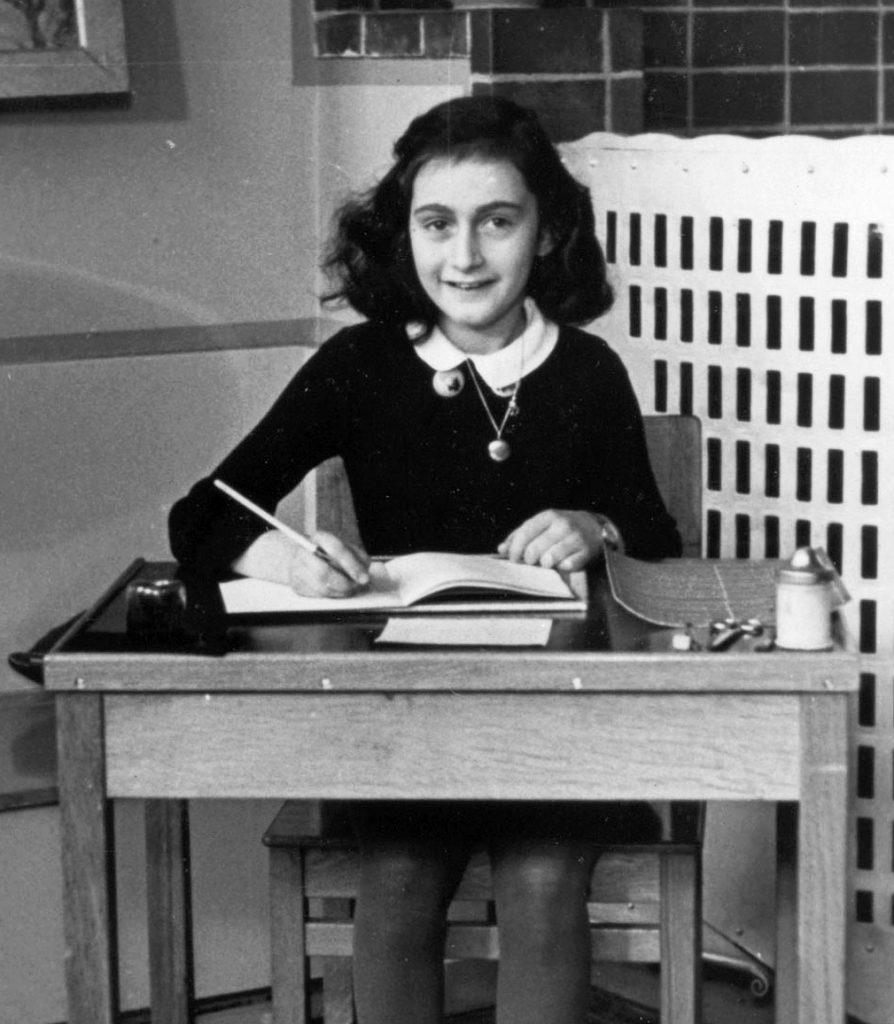 Anne Frank 1940.