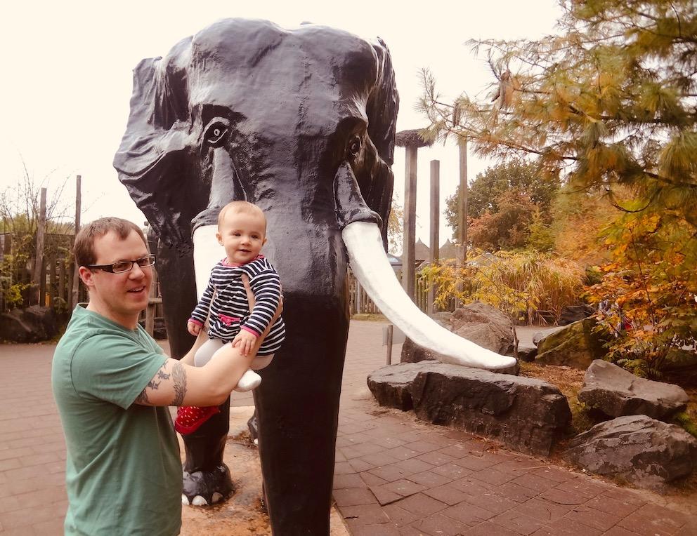 Beekse Bergen Safari Park The Netherlands.