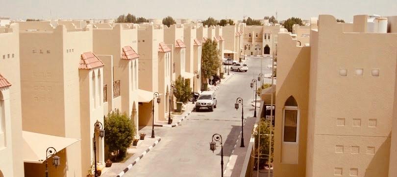 Beverly Hills Garden Doha Qatar.