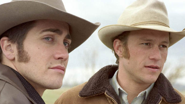 Brokeback Mountain Jake Gyllenhaal.