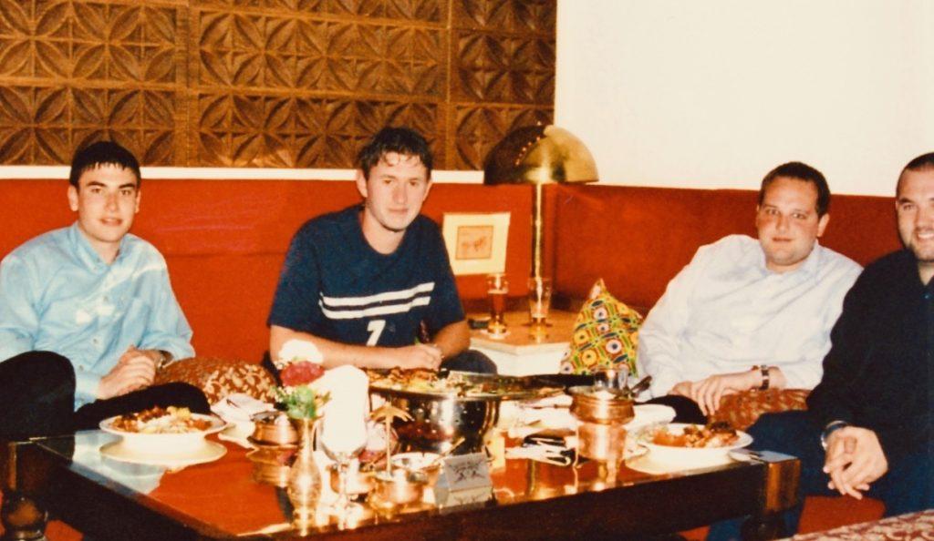 Chingari Restaurant Radisson Blu Doha.