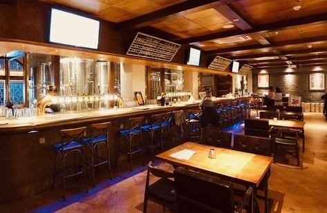 Master Gao Craft Beer 1912 Bar District Nanjing.