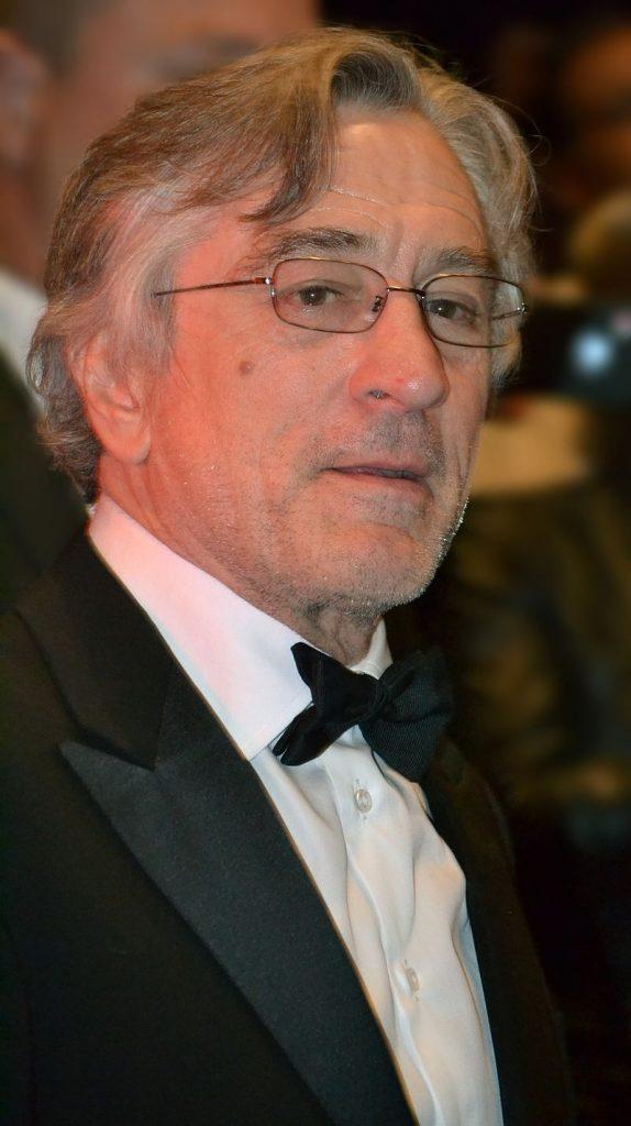 Robert De Niro 2011.