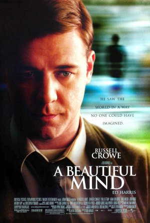 Russell Crowe A Beautiful Mind.