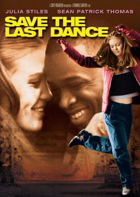 Save The Last Dance movie poster.