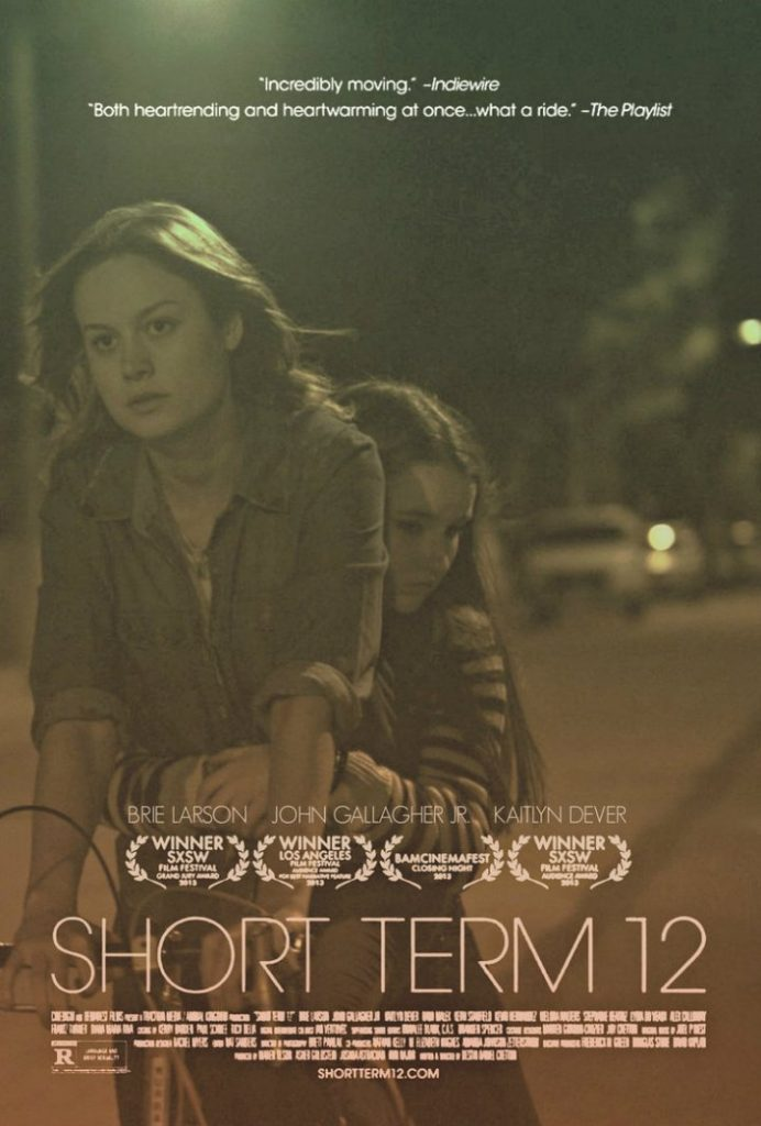 Short Term 12 Brie Larson.