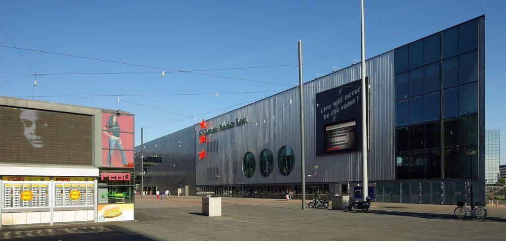 The Heineken Music Hall Amsterdam.