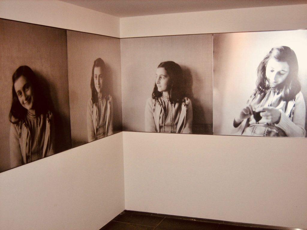 Visit Anne Frank House Amsterdam.