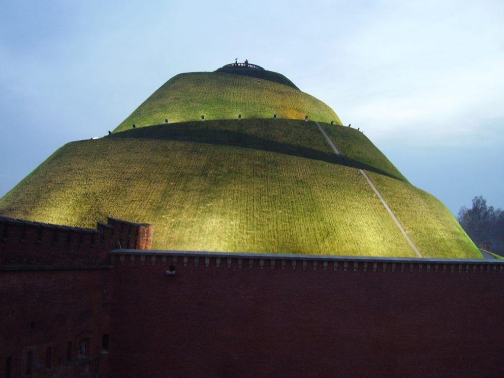 Visit Kościuszko Mound Krakow.