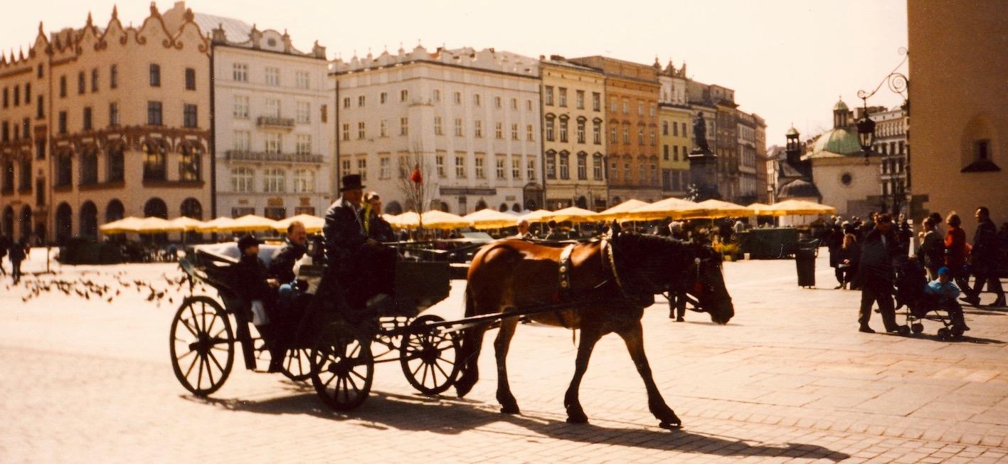 Visit Krakow Poland.