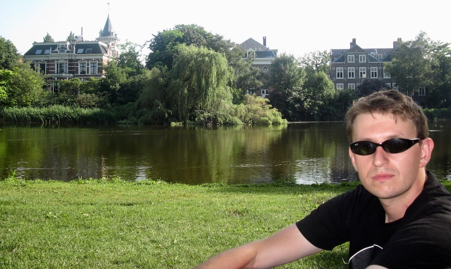 Visit Vondelpark Amsterdam.
