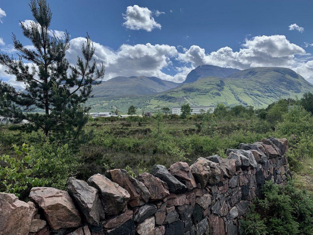 Ben Nevis Fort William Scotland.