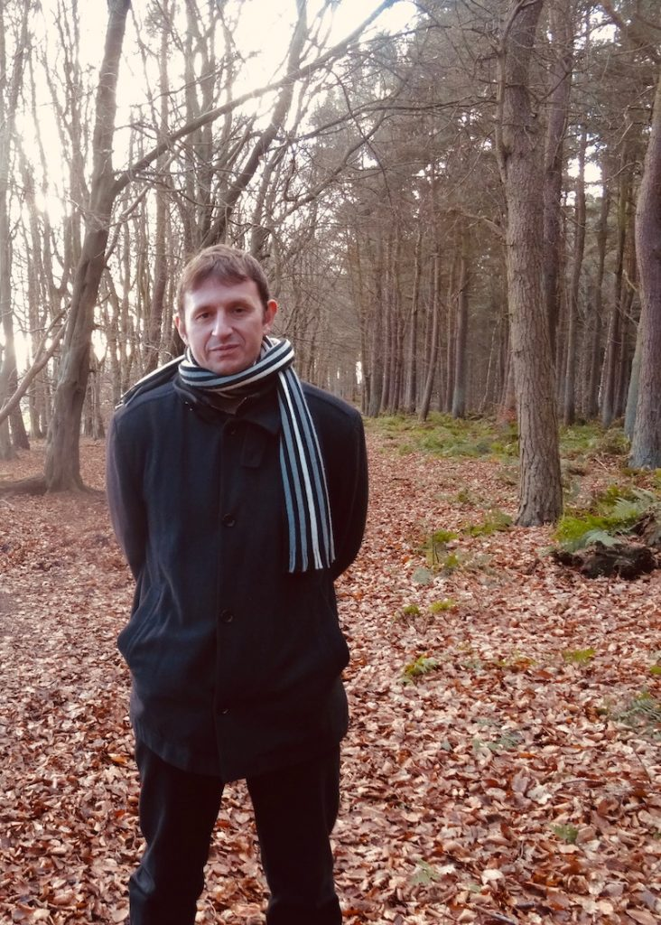 Bowmont Forest Scotland.