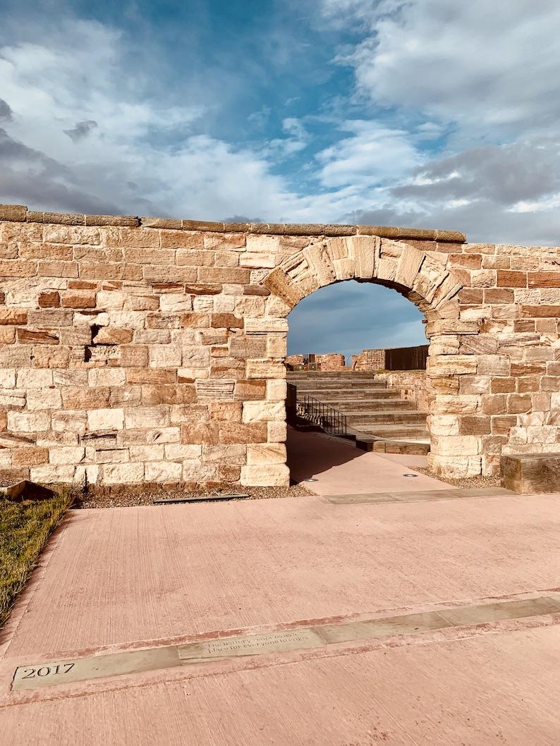 Dunbar Battery Scotland.