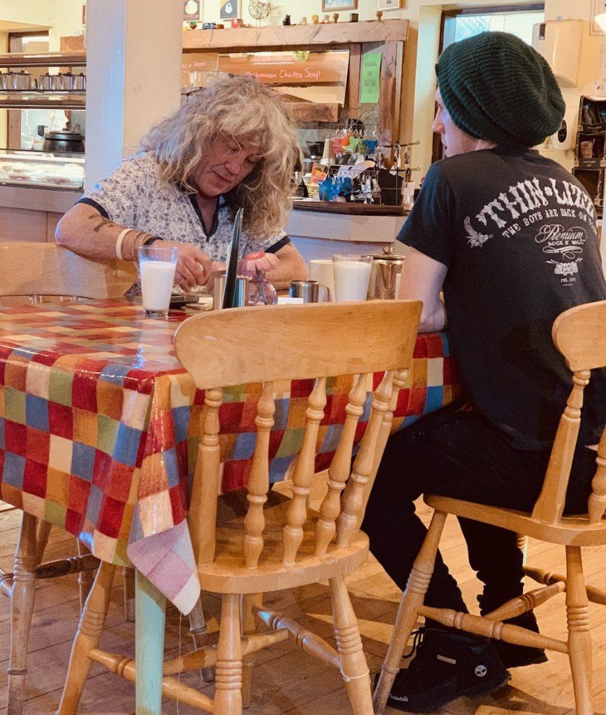 JJ's Cafe Fort William.