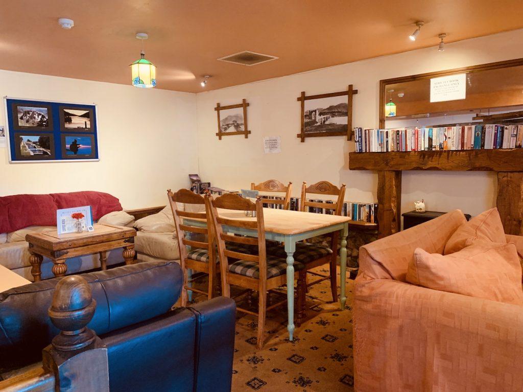 JJ's Cafe in Fort William Scotland.