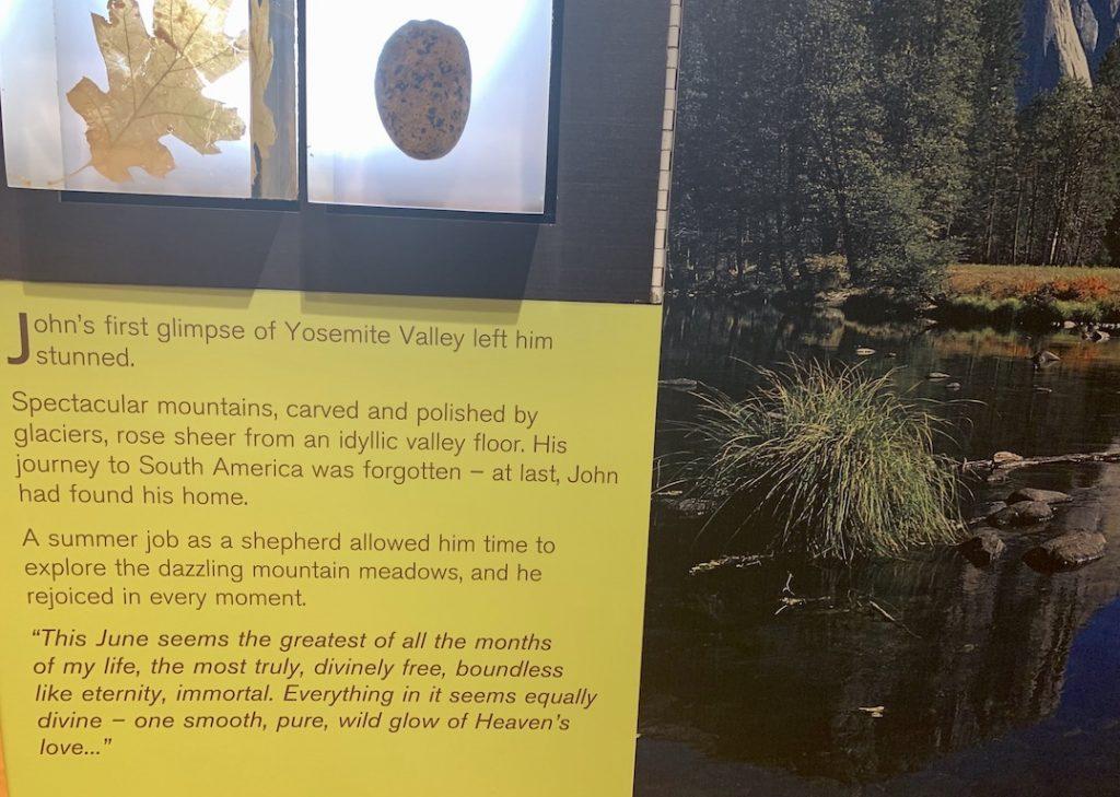 John Muir in California.