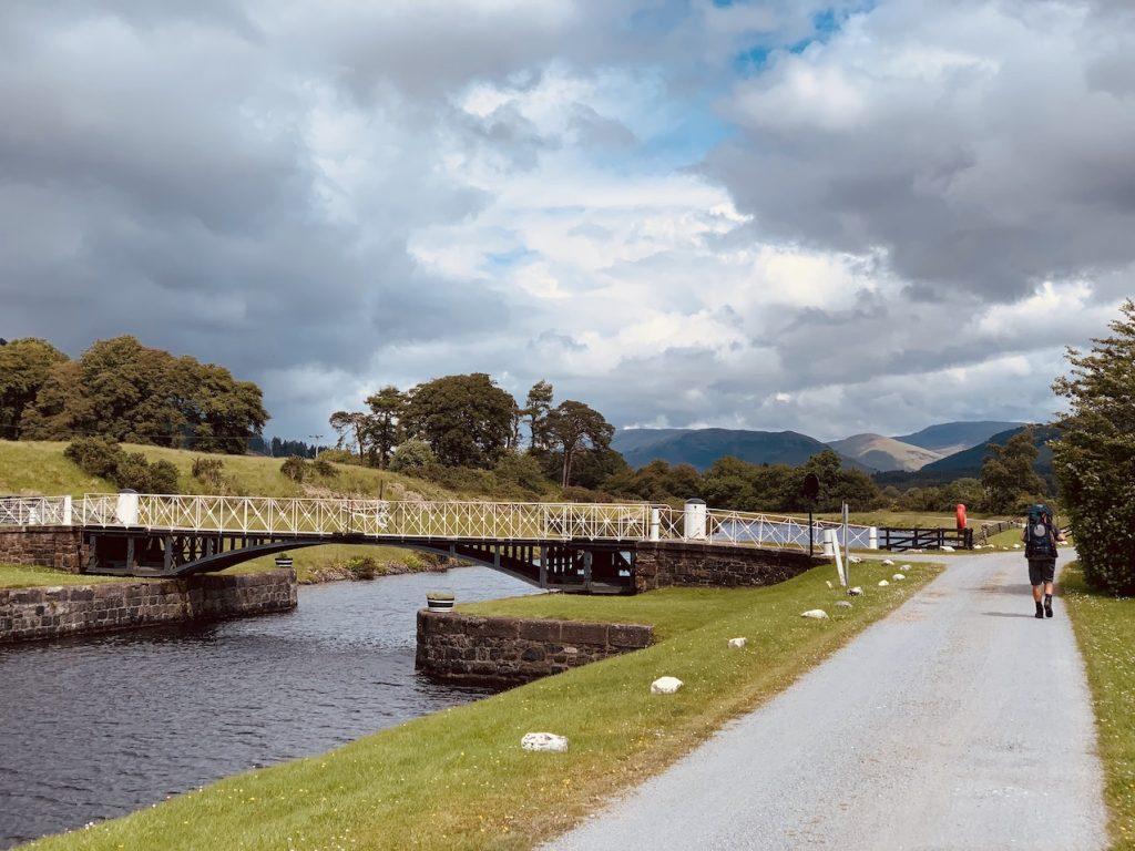 Moy Bridge Gairlochy Scotland.
