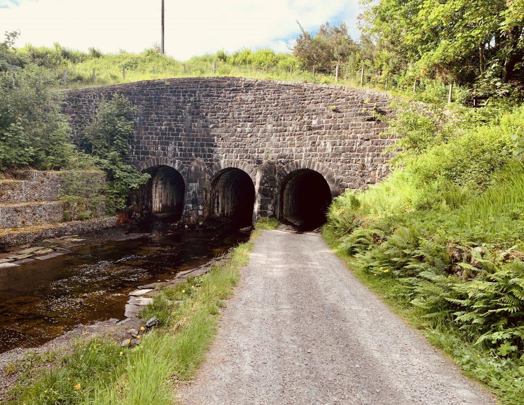 Shengain Aqueduct Scotland.