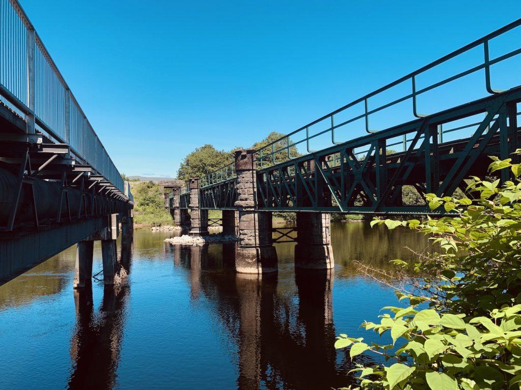 Soldiers Bridge Fort William.