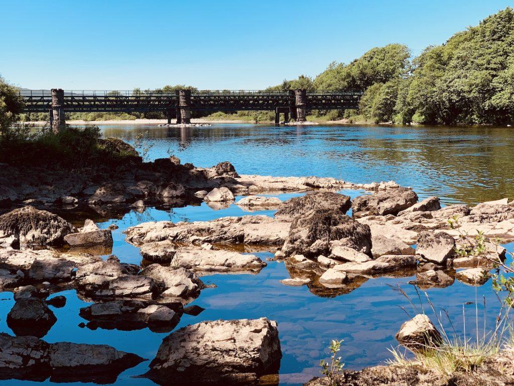 River Lochy.