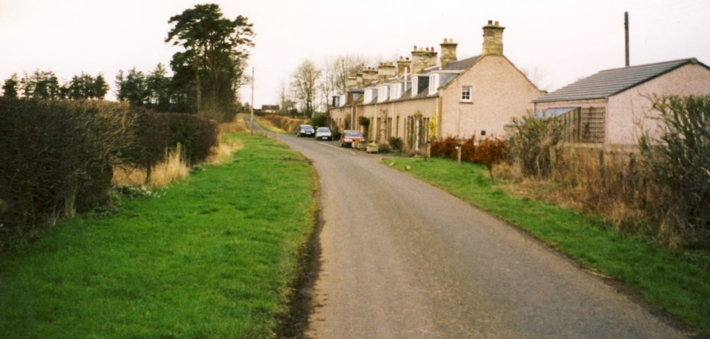 Sweethope Farm Cottages Kelso The Scottish Borders.