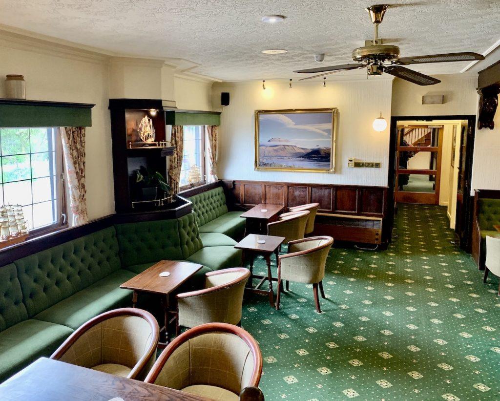 The Moorings Hotel Banavie Scotland.