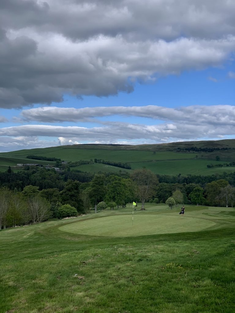 Torwoodlee Golf Club The Scottish Borders.
