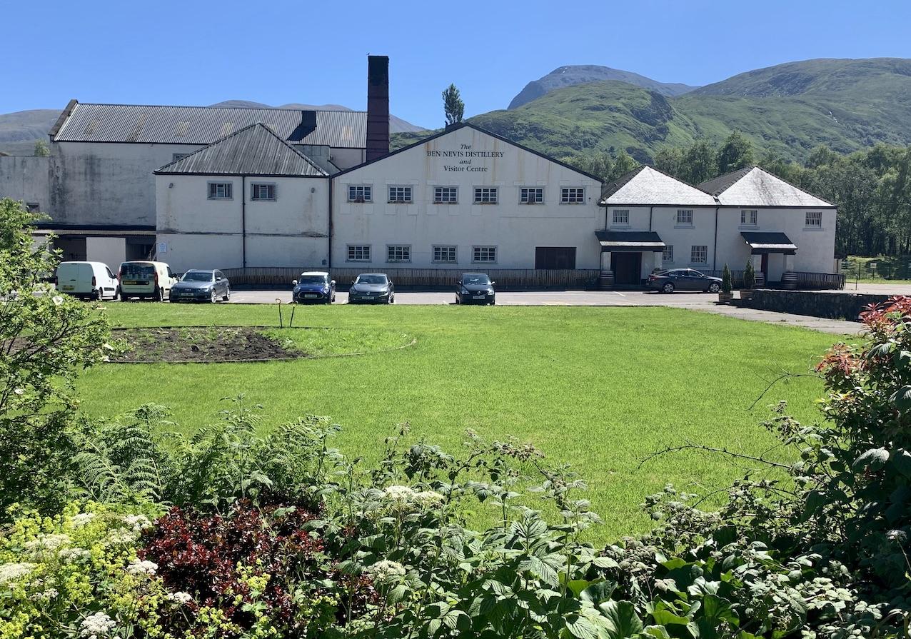 Visit Ben Nevis Distillery.