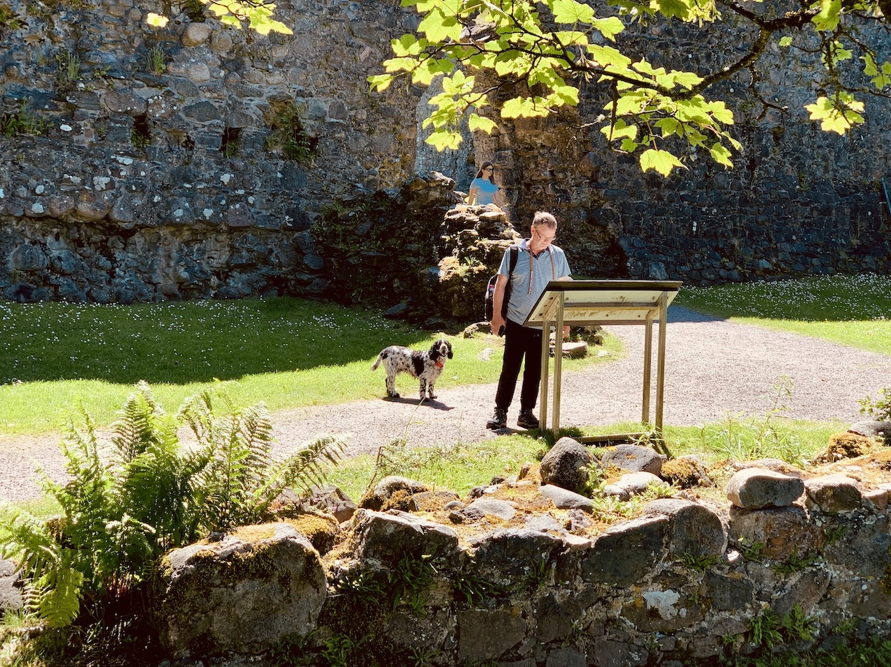 Visit Inverlochy Castle Fort William.