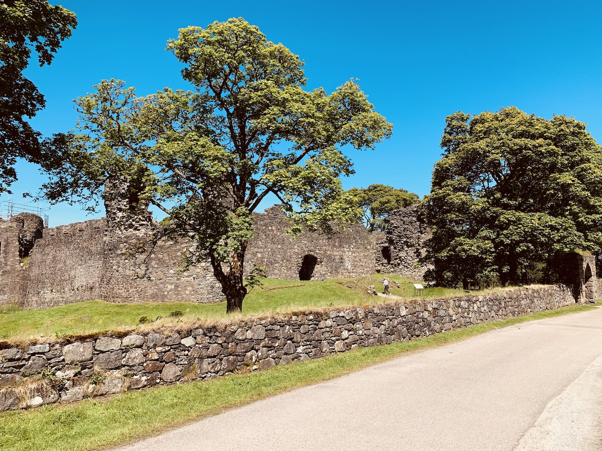 Visit Inverlochy Castle Scotland.