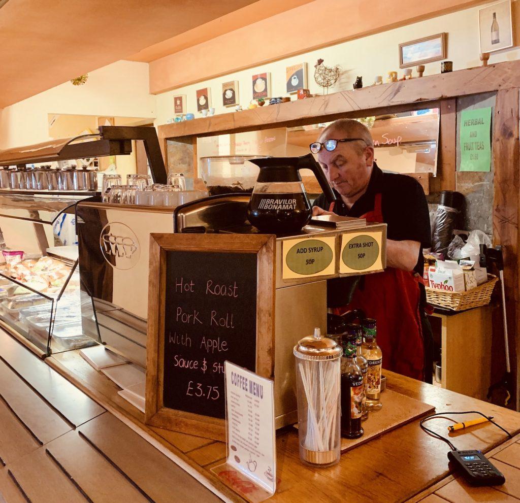 Visit JJ's Cafe Fort William.
