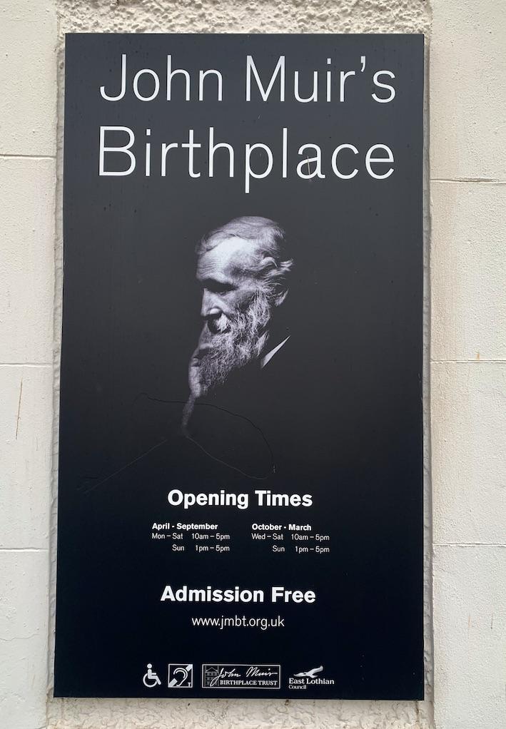 John Muir's Birthplace