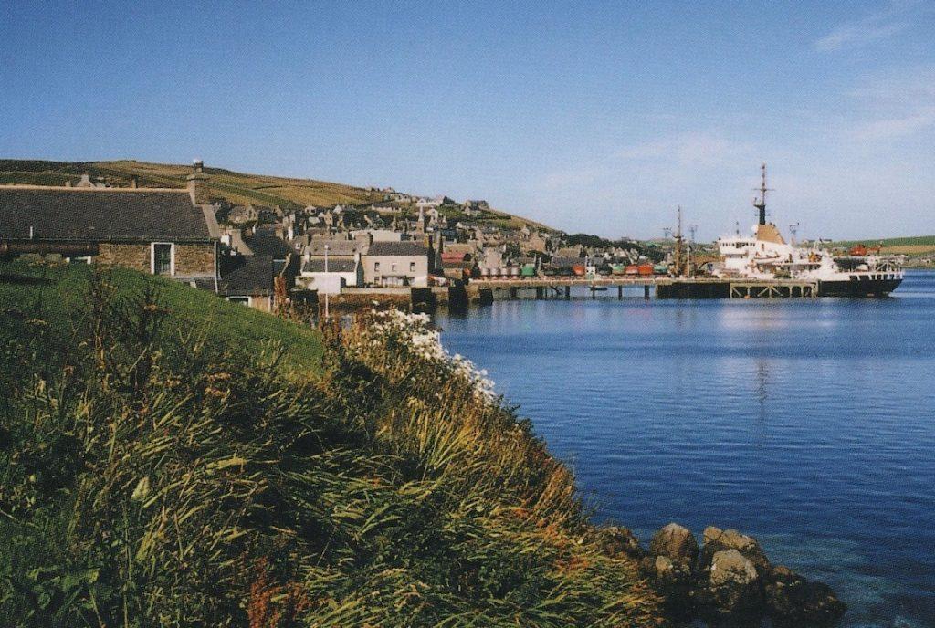 Visit Stromness Orkney Scotland.