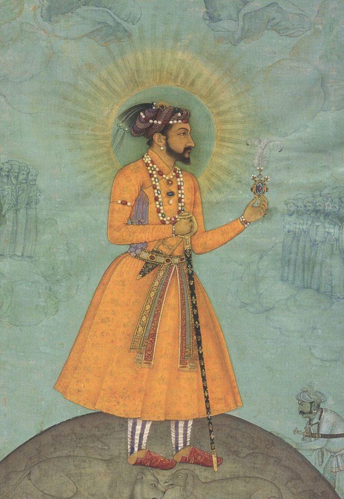 Emperor Sha Jahan India.