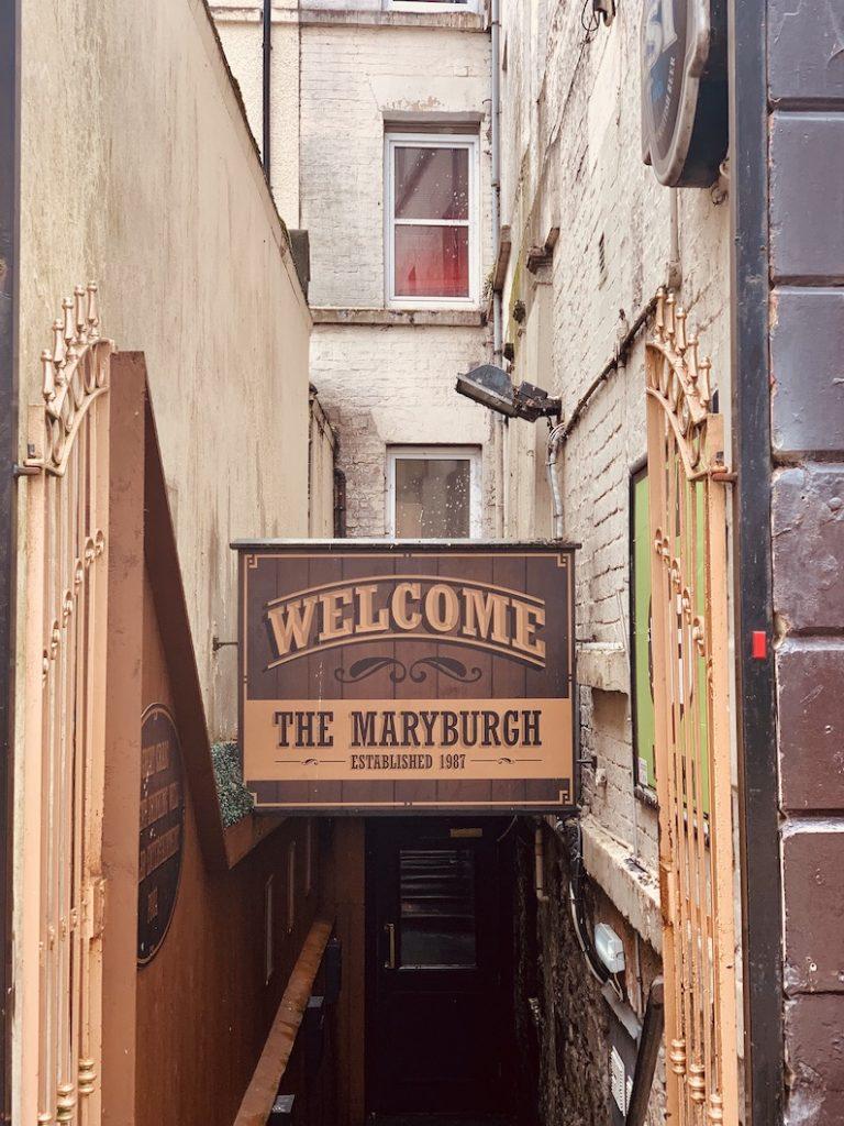 The Maryburgh Pub Fort William.